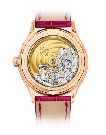 Patek Philippe Сложные функции Мод. 4947R-001 Розовое золото - ВИД СЗАДИ