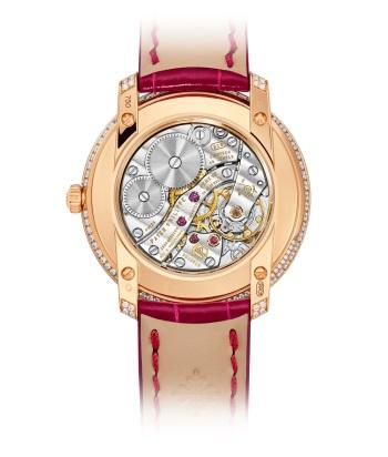 Patek Philippe Complications Ref. 4968/400R-001 Rose Gold - Back