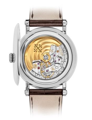 Patek Philippe Grand Complications Мод. 5159G-001 Белое золото - ВИД СЗАДИ