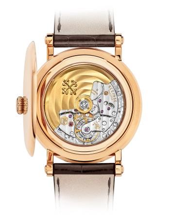 Patek Philippe Grand Complications Мод. 5159R-001 Розовое золото - ВИД СЗАДИ