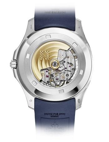 Patek Philippe Aquanaut Ref. 5168G-001 White Gold - Back
