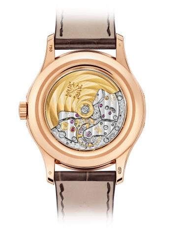 Patek Philippe Complications Ref. 5205R-001 Rose Gold - Back