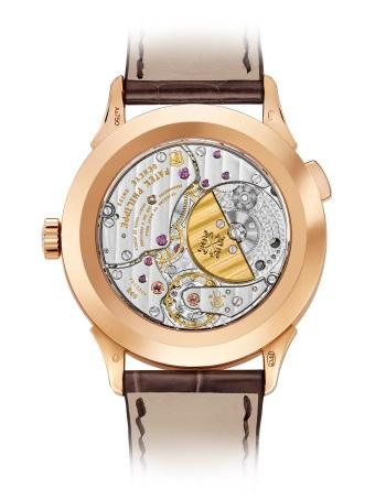 Patek Philippe Complications Ref. 5230R-001 Rose Gold - Back