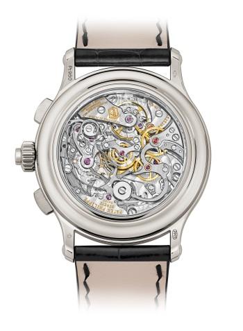 Patek Philippe Grand Complications Ref. 5370P-001 Platinum - Back