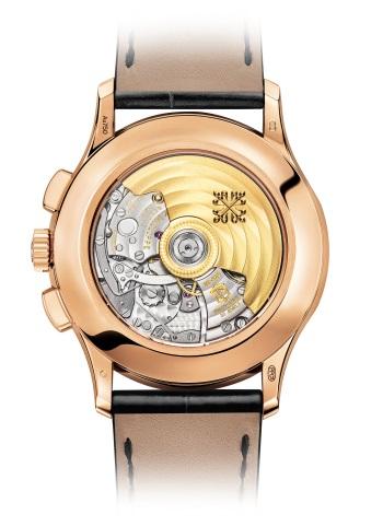 Patek Philippe التعقيدات كود 5905R-001 الذهب الوردي - الظهر