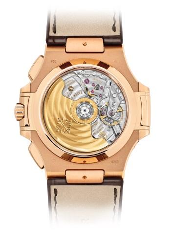 Patek Philippe Nautilus Ref. 5980R-001 Oro rosa - Retro