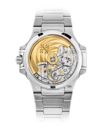 Patek Philippe Nautilus Ref. 7014/1G-001 White Gold - Back