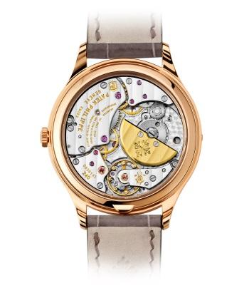 Patek Philippe Grand Complications Мод. 7140R-001 Розовое золото - ВИД СЗАДИ