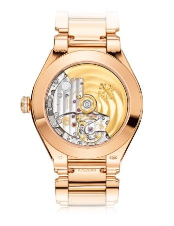 Patek Philippe Twenty~4 كود 7300/1201R-001 الذهب الوردي - الظهر