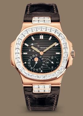 Patek Philippe Nautilus Мод. 5724R-001 Розовое золото