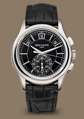 Patek Philippe 复杂功能时计 Ref. 5905P-010 铂金款式