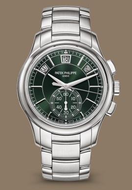 Patek Philippe Komplizierte Uhren Ref. 5905/1A-001 Edelstahl