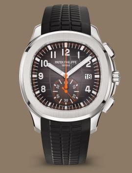 Patek Philippe Aquanaut Ref. 5968A-001 Acciaio