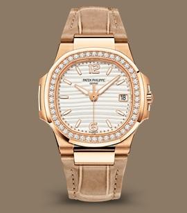 Patek Philippe Nautilus Мод. 7010R-011 Розовое золото