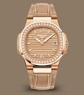 Patek Philippe Nautilus Мод. 7010R-012 Розовое золото