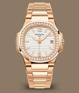 Patek Philippe Nautilus Мод. 7010/1R-011 Розовое золото