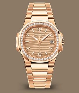 Patek Philippe Nautilus Мод. 7010/1R-012 Розовое золото