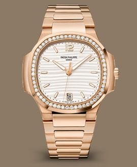 Patek Philippe Nautilus Мод. 7118/1200R-001 Розовое золото