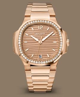 Patek Philippe Nautilus Мод. 7118/1200R-010 Розовое золото