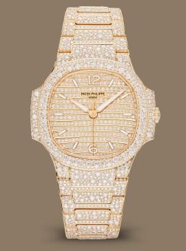 Patek Philippe Nautilus Мод. 7118/1450R-001 Розовое золото