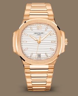 Patek Philippe Nautilus Мод. 7118/1R-001 Розовое золото