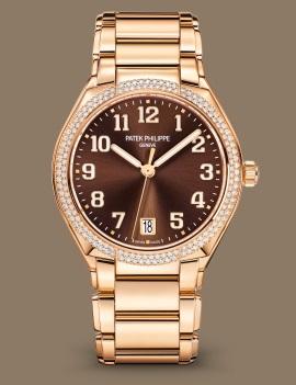 Patek Philippe Twenty~4 كود 7300/1200R-001 الذهب الوردي
