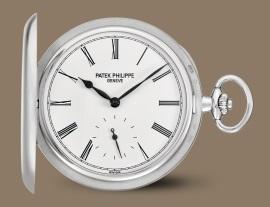 Patek Philippe Taschenuhren Ref. 980G-001 Weißgold