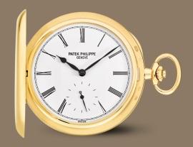 Patek Philippe 怀表 Ref. 980J-010 黄金款式