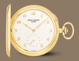 Patek Philippe Taschenuhren Ref. 980J-011 Gelbgold