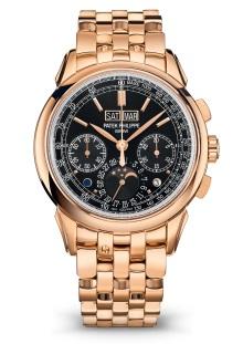 65cb9705af3 Patek Philippe Grand Complications Ref. 5270 1R-001 Rose Gold - Face