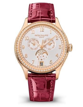 Patek Philippe Сложные функции Мод. 4947R-001 Розовое золото - ВИД СПЕРЕДИ