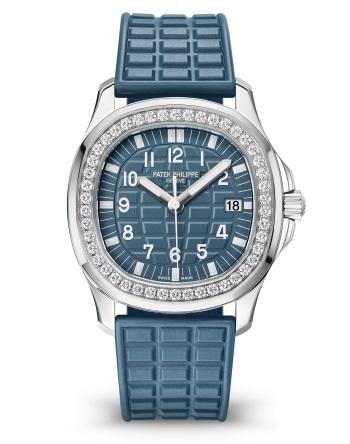 Patek Philippe Aquanaut Мод. 5067A-025 Нержавеющая сталь - ВИД СПЕРЕДИ
