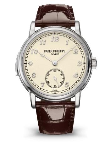 Patek Philippe グランド・コンプリケーション Ref. 5078G-001 ホワイトゴールド - 表側