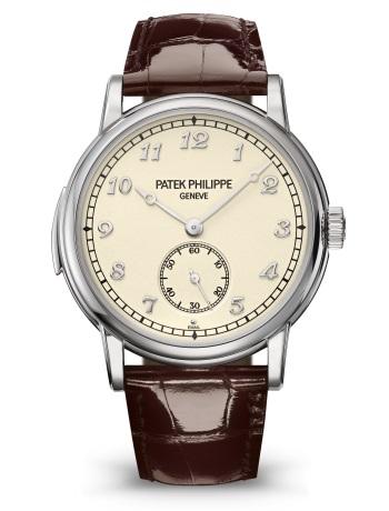 Patek Philippe Grandes Complications Ref. 5178G-001 Weißgold - Zifferblatt