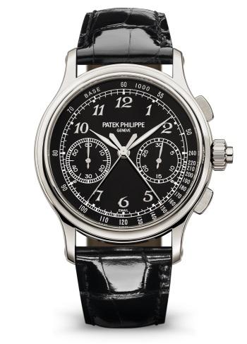 Patek Philippe Grand Complications Ref. 5370P-001 Platinum - Face