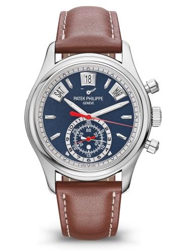 Patek Philippe Komplizierte Uhren Ref. 5960/01G-001 Weißgold - Zifferblatt