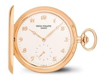 Patek Philippe Montres de poche Réf. 980R-001 Or rose - Recto