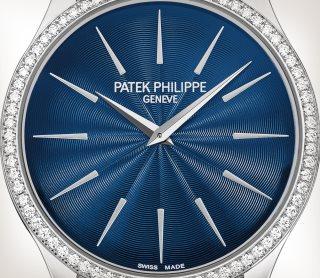 Patek Philippe Calatrava Ref. 4897G-001 白金款式 - 艺术的