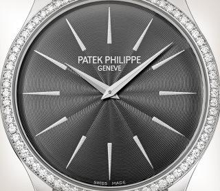 Patek Philippe Calatrava Réf. 4897G-010 Or gris - Artistique