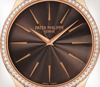 Patek Philippe カラトラバ Ref. 4897R-001 ローズゴールド - 芸術的