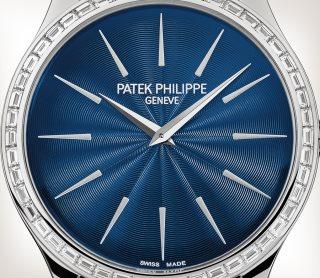 Patek Philippe Calatrava Ref. 4897/300G-001 White Gold - Artistic