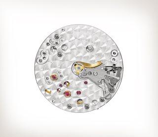 Patek Philippe カラトラバ Ref. 4897/300G-001 ホワイトゴールド - 芸術的