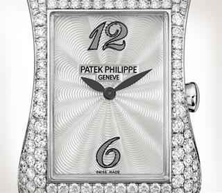 Patek Philippe Gondolo Ref. 4972/1G-001 白金款式 - 艺术的