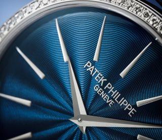 Patek Philippe Calatrava كود 4997/200G-001 الذهب الأبيض - فني