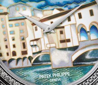 Patek Philippe Rare Handcrafts Ref. 5077/100G-031 White Gold - Artistic