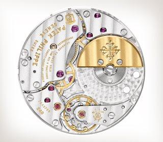 Patek Philippe تحف يدوية نادرة كود 5077/100G-032 الذهب الأبيض - فني