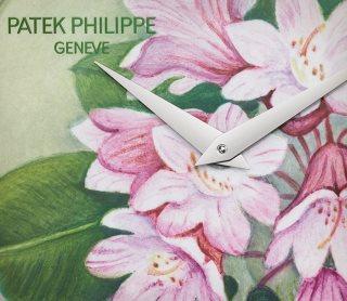 Patek Philippe Rare Handcrafts Ref. 5077/100G-035 White Gold - Artistic