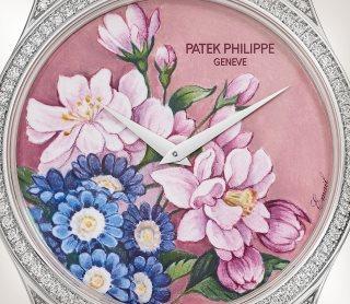 Patek Philippe Haut Artisanat Réf. 5077/100G-036 Or gris - Artistique
