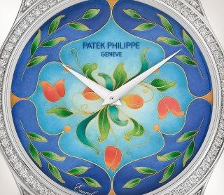 Patek Philippe Haut Artisanat Réf. 5077/100G-038 Or gris - Artistique