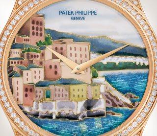 Patek Philippe 珍稀工艺 Ref. 5077/100R-034 玫瑰金款式 - 艺术的